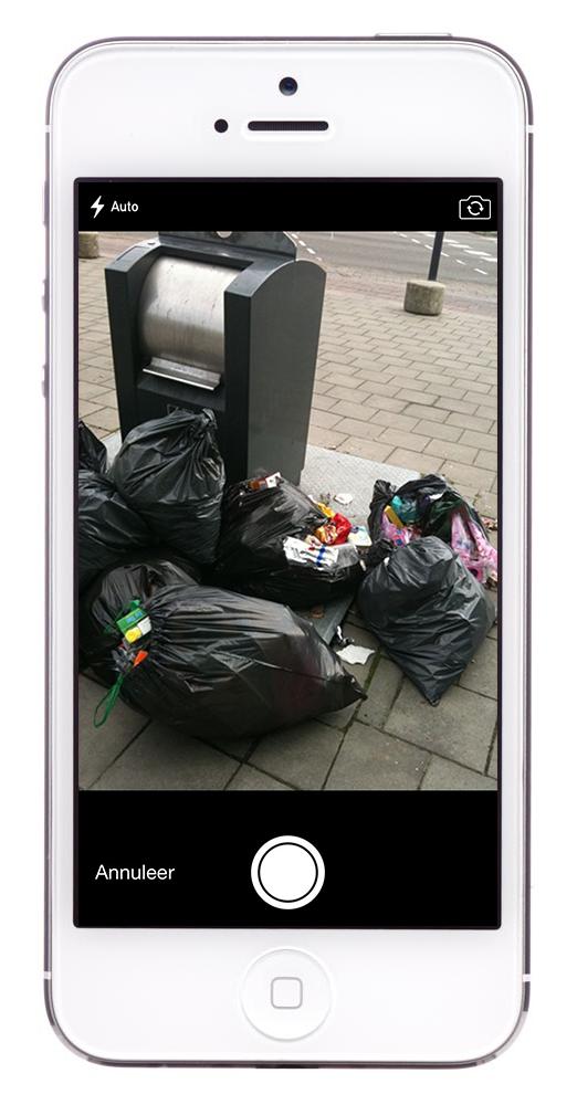 BuitenBeter app: foto